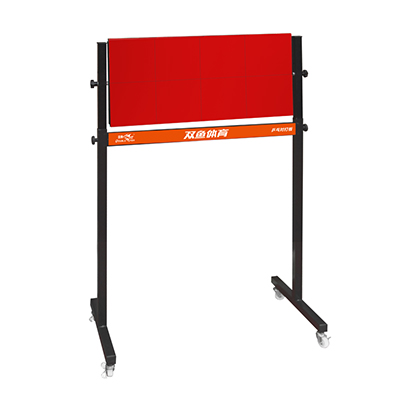 Portable table tennis training board