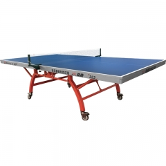 Portable Double Folding Ping Pong Table